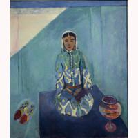07 - Henri Matisse - Zorah sulla terrazza