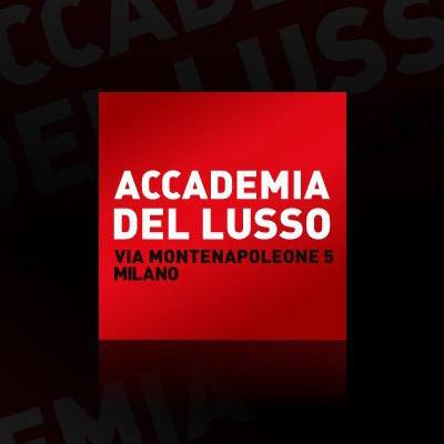 011- COLORE-DOCENZE - L - Accademia del Lusso, Milano